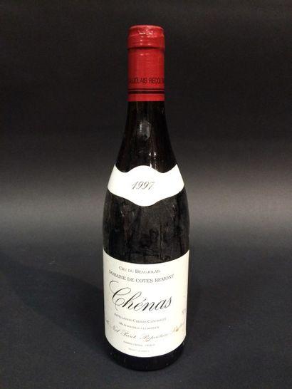 1B Chénas 1997 Domaine de Côtes Remont