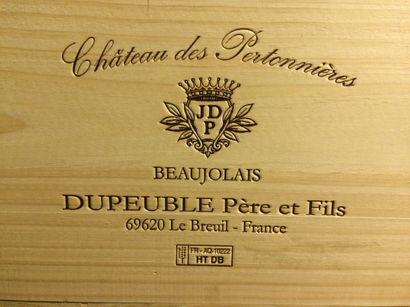 6B Beaujolais Château des Pertonnières DUPEUBLE...