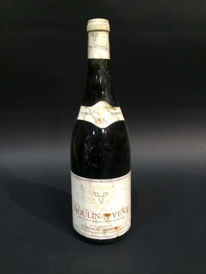 1B Moulin-à-Vent 1985 Georges Duboeuf