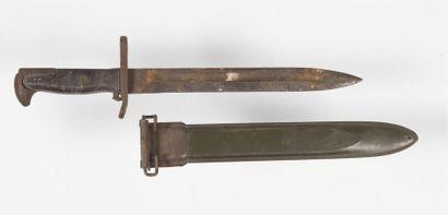 Baïonnette USA 1917 avec fourreau