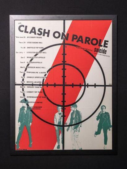 The Clash Affiche
