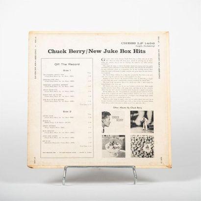 New jukebox Hits - Chuck Berry Vinyle LP 1456