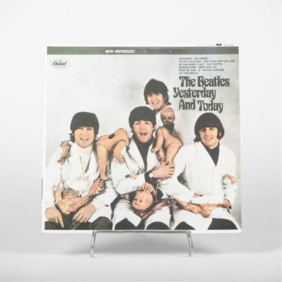 Yesterday and today - The Beatles Vinyle ST-2553
