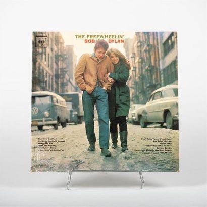 Bob Dylan / The freewheelin Vinyle CL 19...