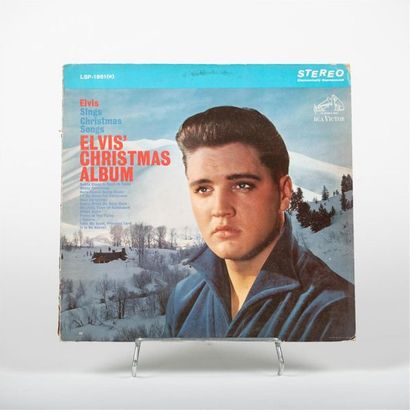 Elvis / Christmas Vinyle LSP 1951