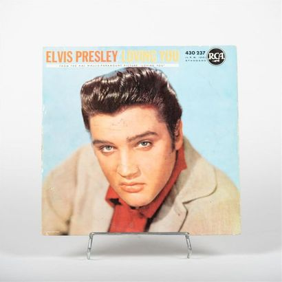 Elvis / Loving You LPM 1515