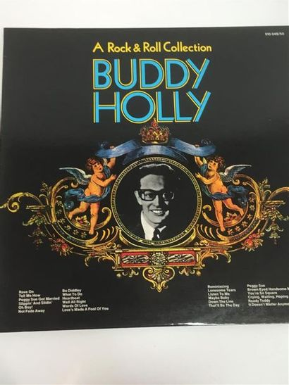 Buddy HOLLY, A Rock and Roll Collection 33...