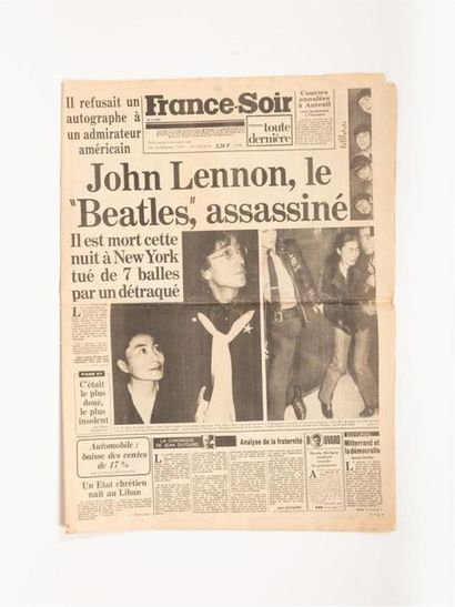 Journal France Soir