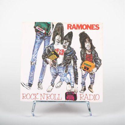 Rock'n'roll radio - The Ramones Vinyle WB...