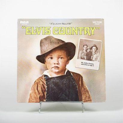 Elvis country - Elvis Presley LSP-4460