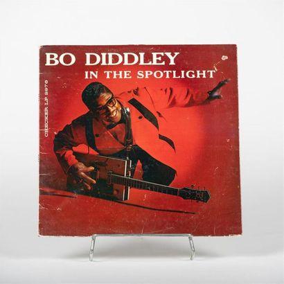 In the spotlight - Bo Diddley Vinyle LP-...