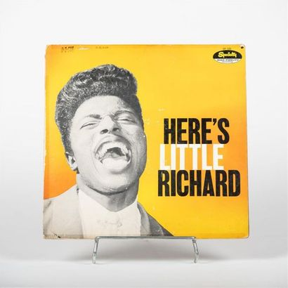 Here's Little Richard - Little Richard Vinyle SP-LP-100-2