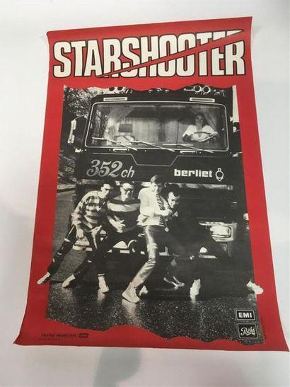 STARSHOOTER affiche 60 x 40 cm