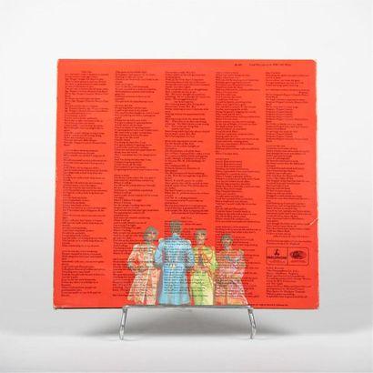 Beatles / Sergeant Pepper Vinyle PMC 7027