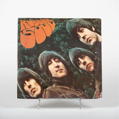 Beatles / Rubber Soul Vinyle PMC 1267