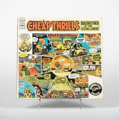 Cheap Thrills - Big Brother Vinyle KCS 9...