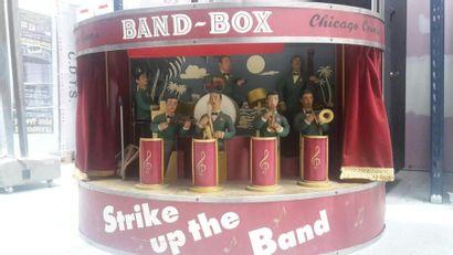 Band Box Restauration complète (dossier disponible)...