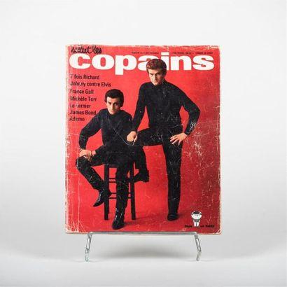 Magazine Salut les copains N°32 - Dick Rivers...