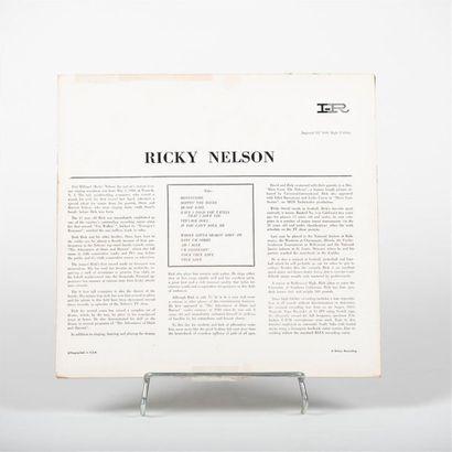 Ricky - Rick Nelson Vinyle IMLP 9048