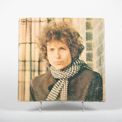 Bob Dylan / Blonde on blonde Vinyle CS 9...