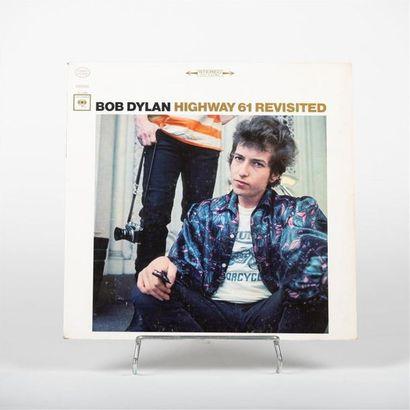 Bob Dylan / Highway 61 Vinyle CS 9189