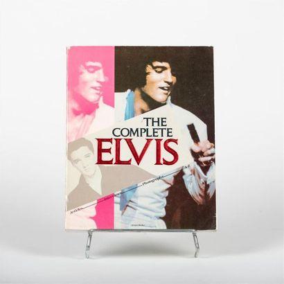 livre the complete Elvis