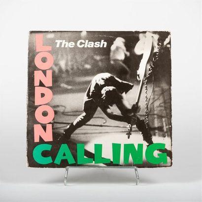The Clash / London Calling Vinyle AL 363...