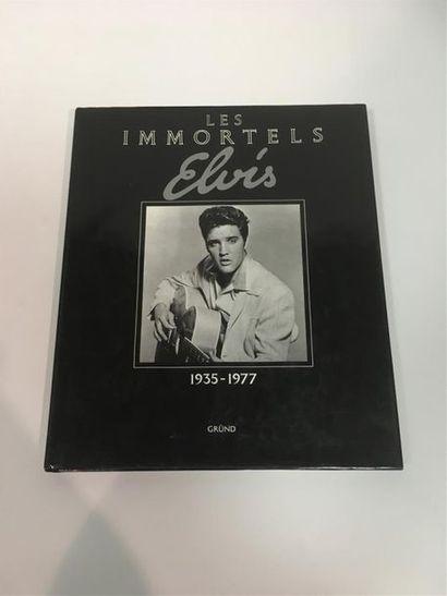 Les Immortels, ELvis, Edition Grund