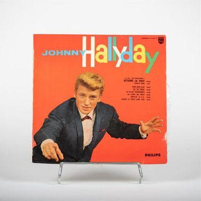 25 T - Retiens la nuit - Johnny Hallyday...