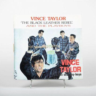 Black Leather Rebel - Vince Taylor Vinyle...