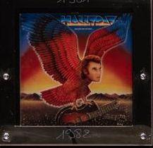 Quelque part un aigle Vinyle 6313 307
