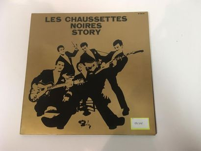 Les Chaussettes noires story Avec Eddy MITCHELL...