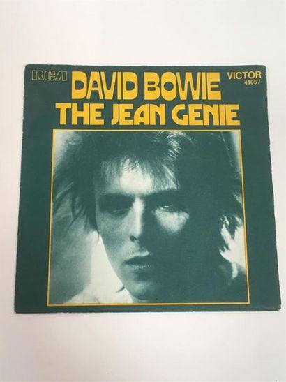 David BOWIE, The Jean Genie, 45 T 41057