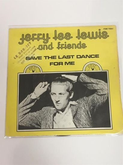 Jerry Lee LEWIS, Save the last dance for...