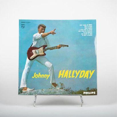 25 T - Viens danser le twist - Johnny Hallyday...