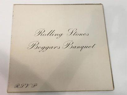 ROLLING STONES Beggars banquet, 33T SKL 4955...