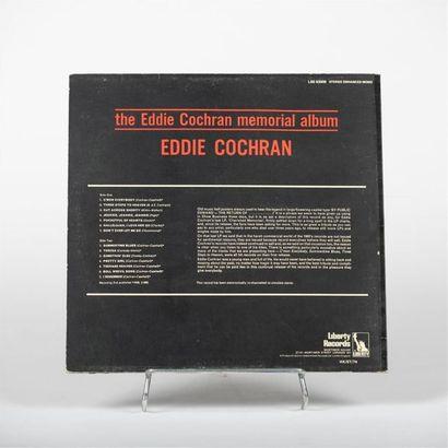 Eddie Cochran Memorial Album - Eddie Cochran Vinyle LBS 83009