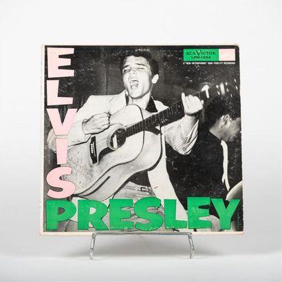 Elvis Presley - Elvis Presley LPM 1254