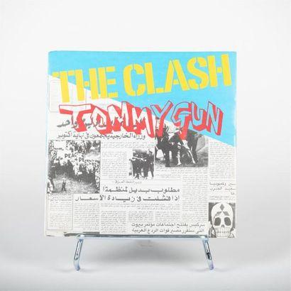 Tommy Gun- The Clash S CBS 6788