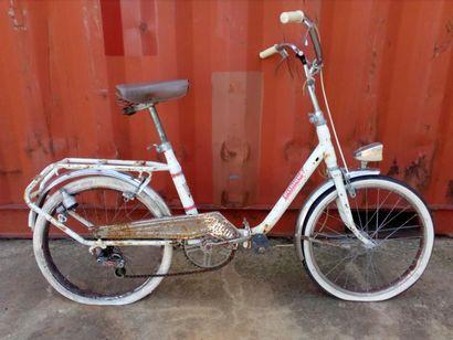 Vélo pliant PITHIOUD (adulte), années 70...