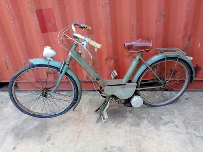 Vélomoteur Follis (fabricant cycles et motocycles...