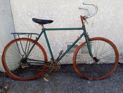 Vélo de route, 1950 Taille 53 Cadre acier...