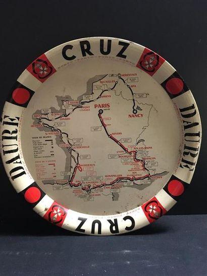 Plateau CRUZ Tour de France