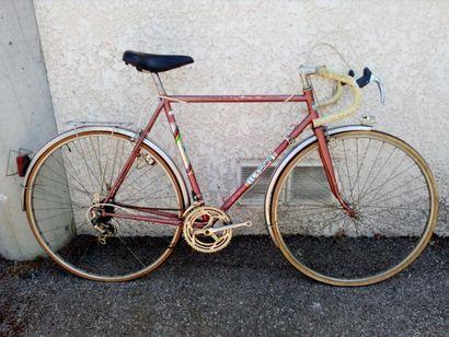 Vélo Le Super Taille 55 Cadre acier, Transmission...