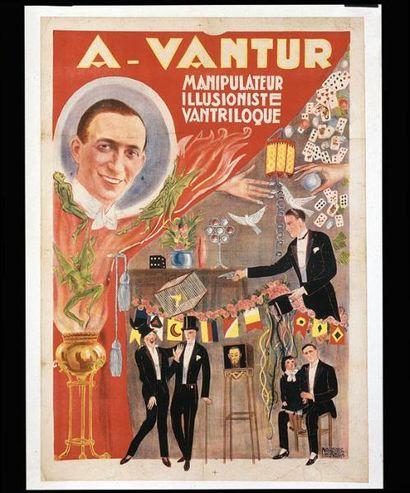 VANTUR A. .
