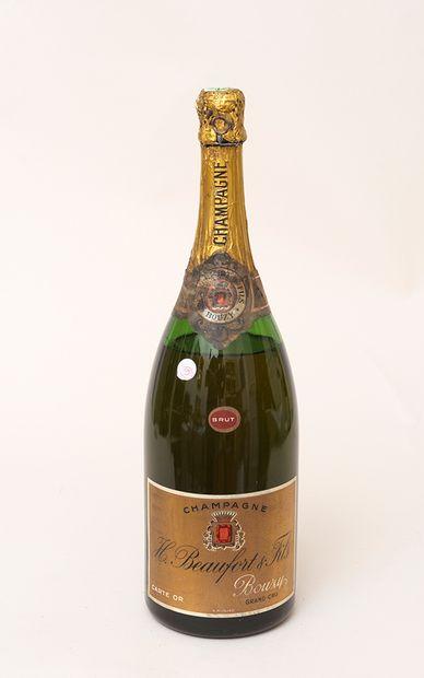 Magnum Champagne Beaufort