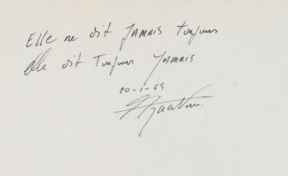 Richard de GRAB Richard de Grab - Charles Aznavour en répétition - Triage argentique...