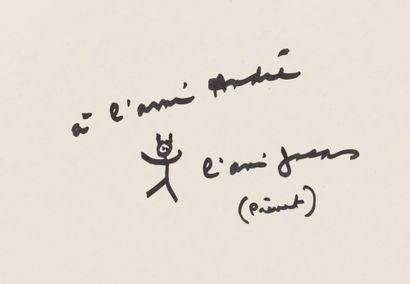 Marcel JOUHANDEAU - Jacques PREVERT