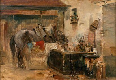 CAMILLE ROQUEPLAN (1803-1855)