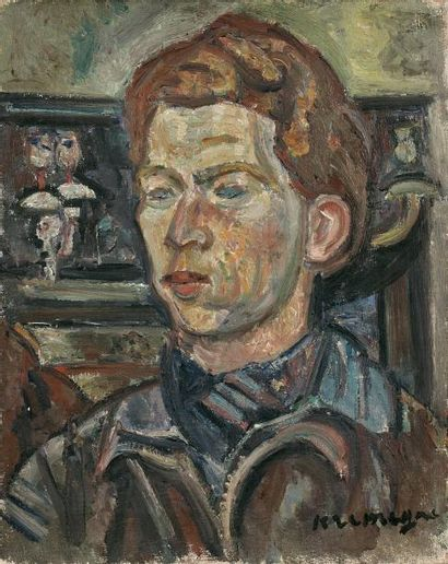 PINCHUS KREMEGNE(1890-1981)